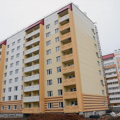 Жилой комплекс г. Майкоп